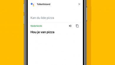 Photo of Nu kan Google Assistant på mobilen oversætte samtaler i realtid