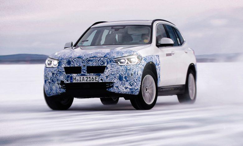 Photo of BMW iX3 får 74 kWh-batteri og en rækkevidde på 440 kilometer