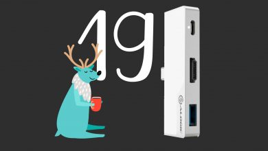 Photo of Julekalender dag 19: Vind Alogic Ultra USB-C Dock