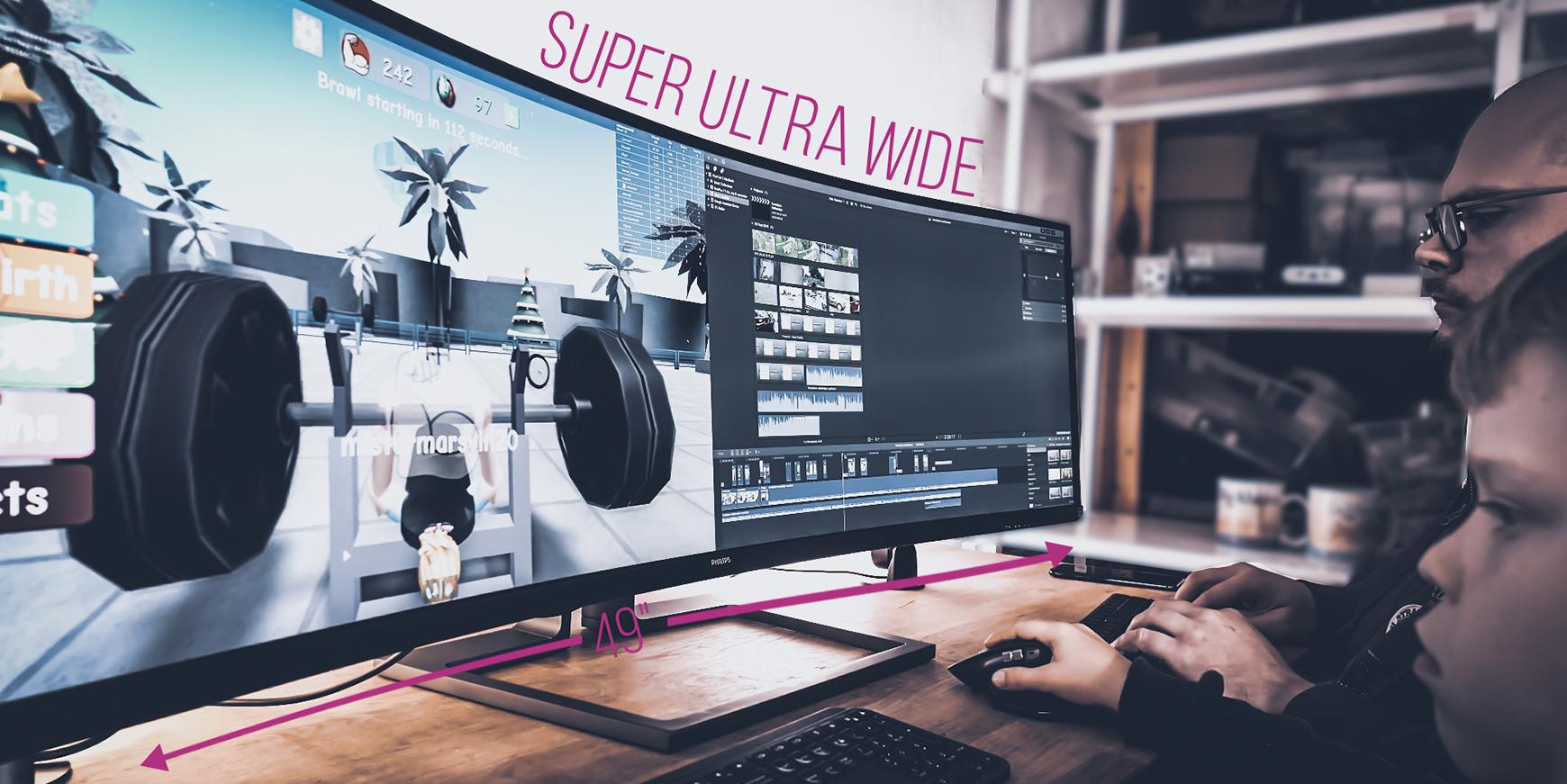 Super Wide