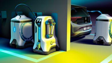Photo of VW præsenterer opladningsrobot til elbiler