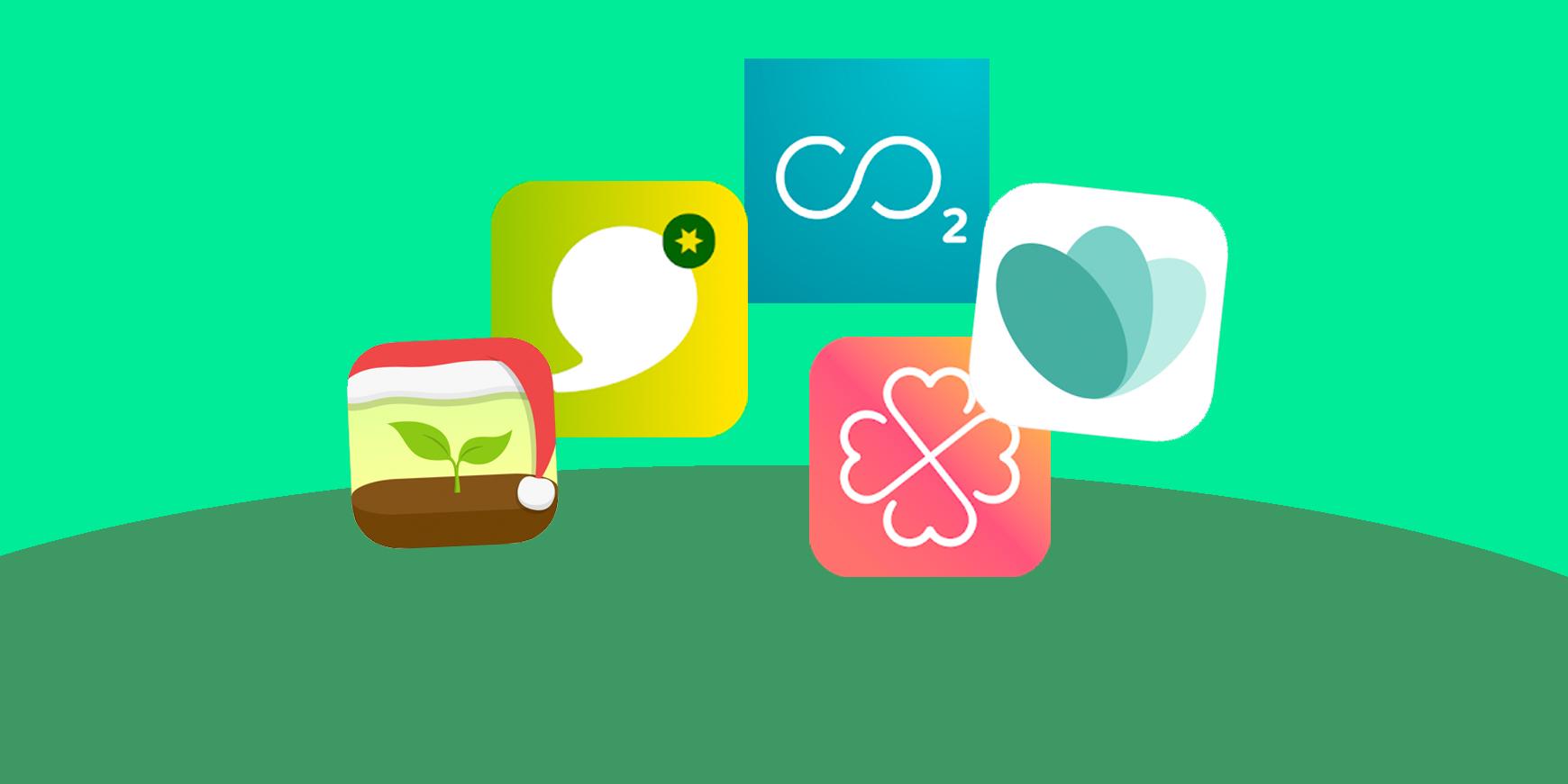 grønne apps