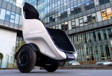 Photo of Segway S-Pod er en lænestol på hjul