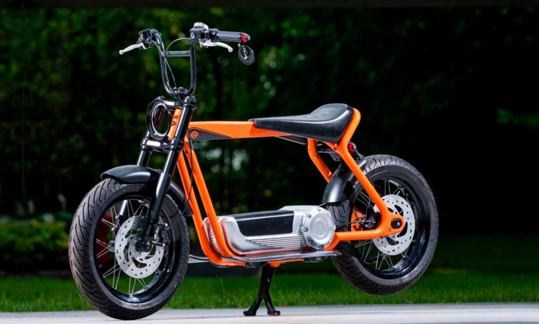 Photo of Her er Harley-Davidsons elektriske scooter