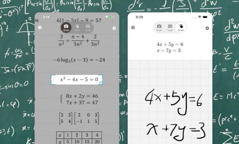 Photo of Ny Microsoft-app løser dine matematikopgaver