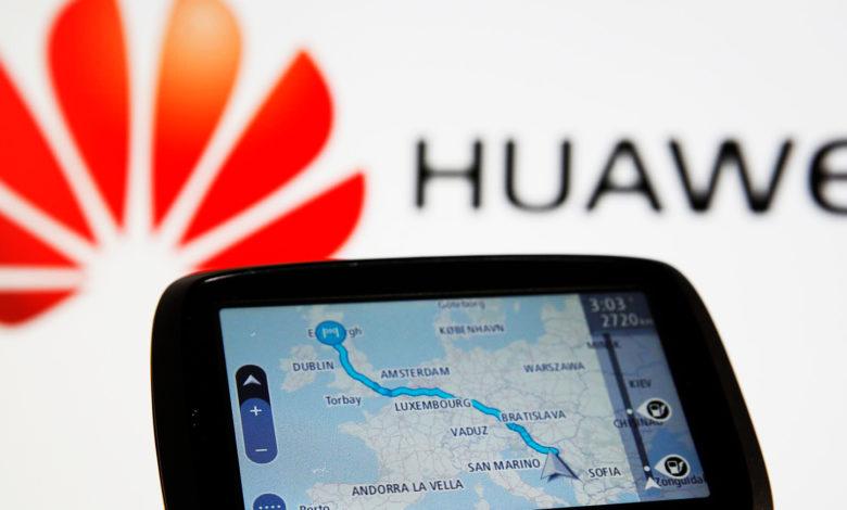 Photo of Huawei laver egen kort-app med hjælp fra TomTom