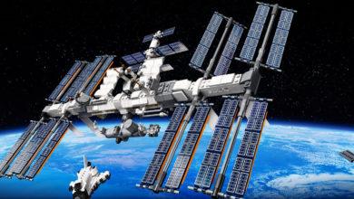 Photo of Nu kan du bygge Den Internationale Rumstation i Lego