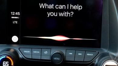 Photo of Apple-patent tryller Siri om til en personlig chauffør