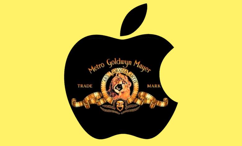 Photo of Apple i opkøbs-snak med Metro-Goldwyn-Mayer