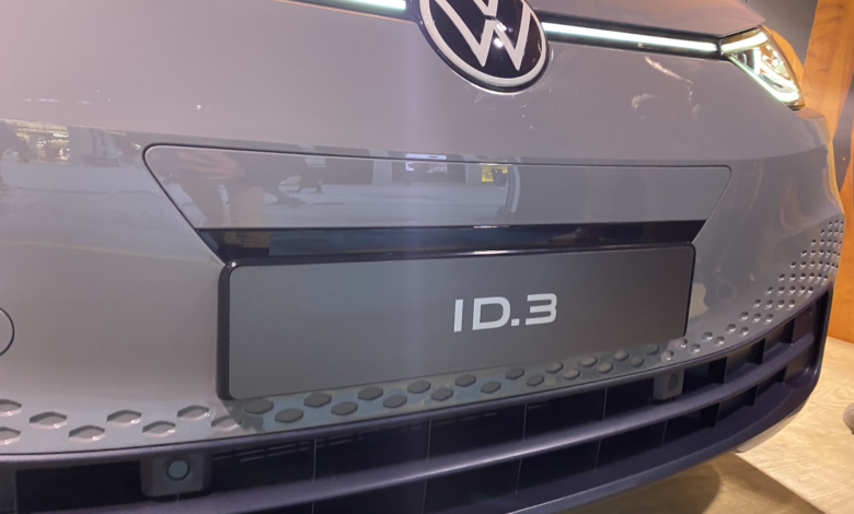 Photo of Video: Første kig på Volkswagens ID.3