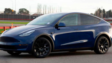 Photo of Tesla Model Y – her er det endelige design