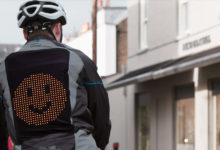Photo of Fords emoji-jakke skal skabe harmoni på cykelstien