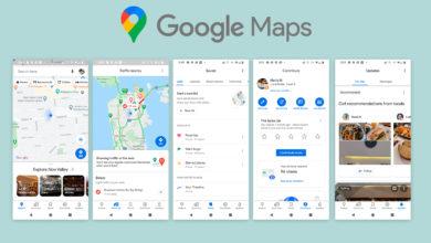 Photo of Google Maps fejrer 15 år med nye funktioner