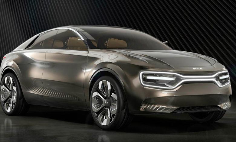 Photo of Kia lover luksus-elbil der skal konkurrere mod Tesla og BMW