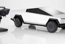 Photo of Tesla Cybertruck som fjernstyret bil