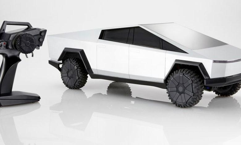 Mattel Tesla Cybertruck