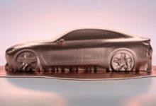 Photo of Smugkig på den elektriske sedan BMW i4