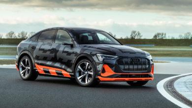 Photo of Audi e-tron S bliver verdens første elbil med tre motorer