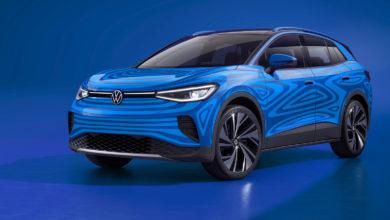 Photo of Volkswagen viser den elektriske SUV ID.4 frem
