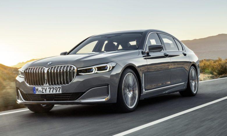 Photo of BMW7 seriens nye topmodel bliver elektrisk