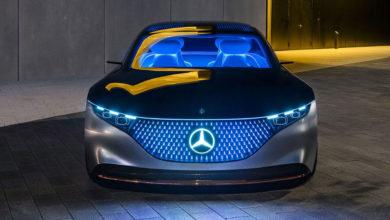Photo of Mercedes skruer op for charmen: Bygger elektrisk EQS AMG version med 600 heste