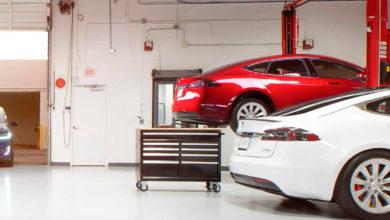 Photo of Datalæk: Udskiftede Tesla-komponenter med personlige data sælges på eBay