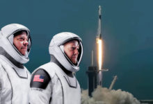 Photo of Så lykkedes det: I aftes skrev SpaceX historie