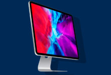 Photo of iMac med iPad Pro-design dukker op i benchmarks