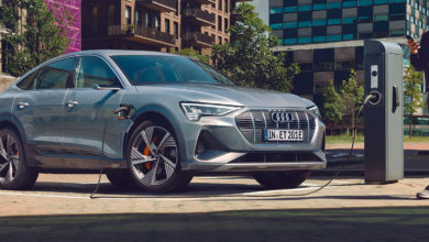 Photo of Audi præsenter e-tron Sportsback live på Facebook