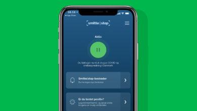 Photo of Nu kan du hente den danske corona-app Smitte|Stop
