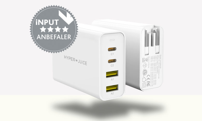 Photo of Anmeldelse: Hyper Hyperjuice 100W GaN USB-C