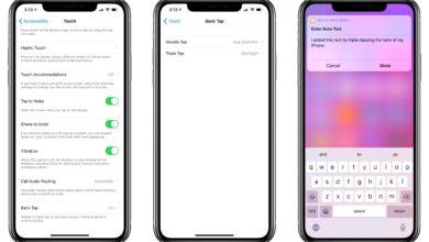 Photo of Fræk funktion i iOS 14: Nu kan du også trykke på bagsiden af iPhone