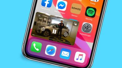Photo of Nu kan du få iOS 14 på din iPhone