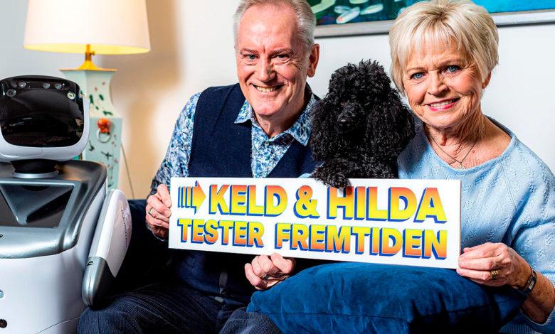 Photo of Se alle afsnit af Keld og Hilda tester fremtiden
