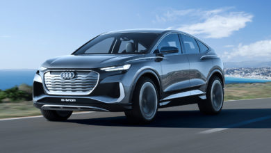 Photo of Audi Q4 Sportback e-tron går over 500 kilometer