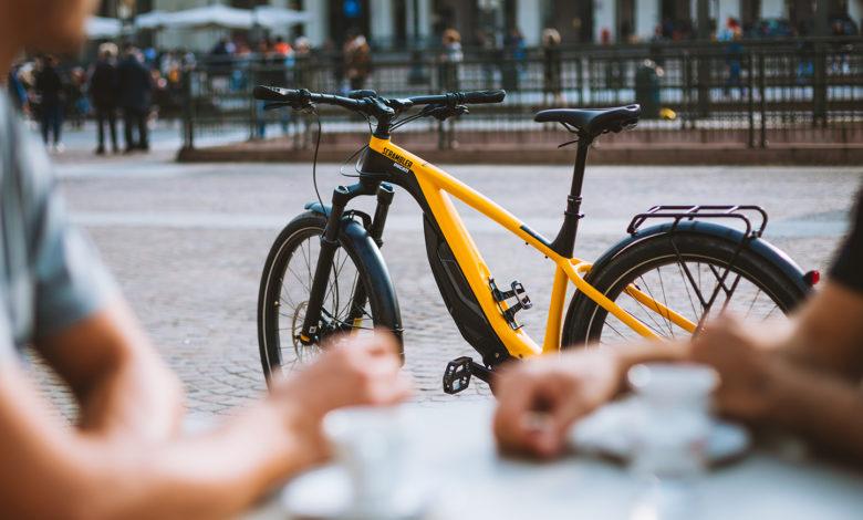 Photo of Ducati klar med elcykel til byboerne