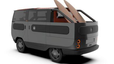 Photo of eBussy er den billige, fleksible elektriske minibus, lastbil, camper, pickup…