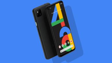Photo of Her er Googles billige Pixel 4a