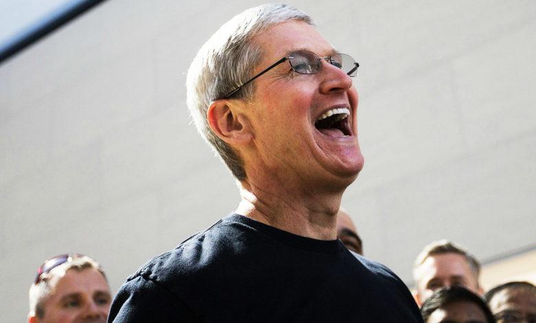 Photo of Apple tæt på at bryde to-billioner-grænsen