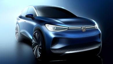 Photo of Nu ruller Volkswagen ID.4 af samlebåndet