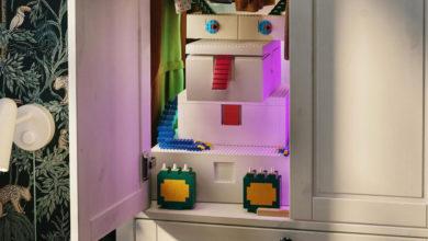 Photo of Nu kommer der Lego på hylderne i Ikea