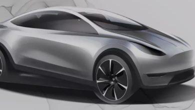 Photo of Tesla arbejder på ny model