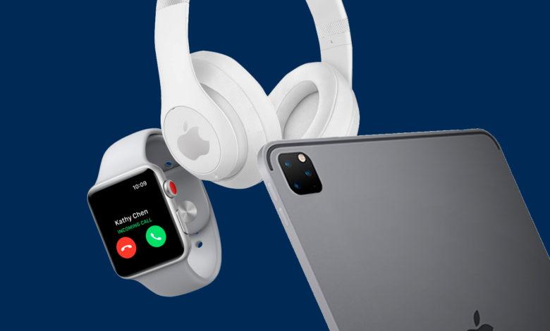 Apple produkter lanceres i efteråret