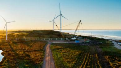 Photo of Apple bygger kæmpevindmøller ved Esbjerg