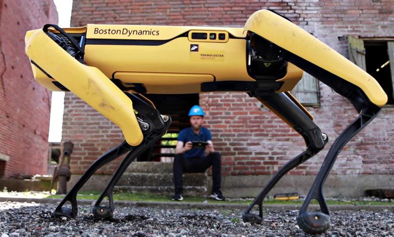 Photo of Berømt firbenet robot testes i Danmark