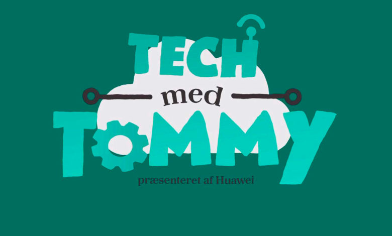 Tech Med Tommy Huawei