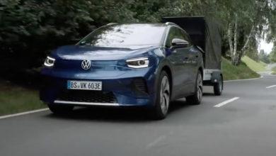 Photo of VW bekræfter at ID.4 får anhængertræk