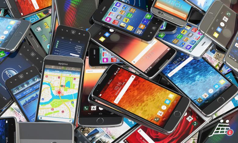 gamle mobil