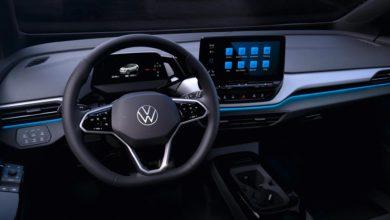 Photo of Volkswagen viser nye billeder fra interiør i ID.4