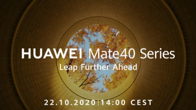 Photo of Huawei Mate 40 lanceres 22. oktober